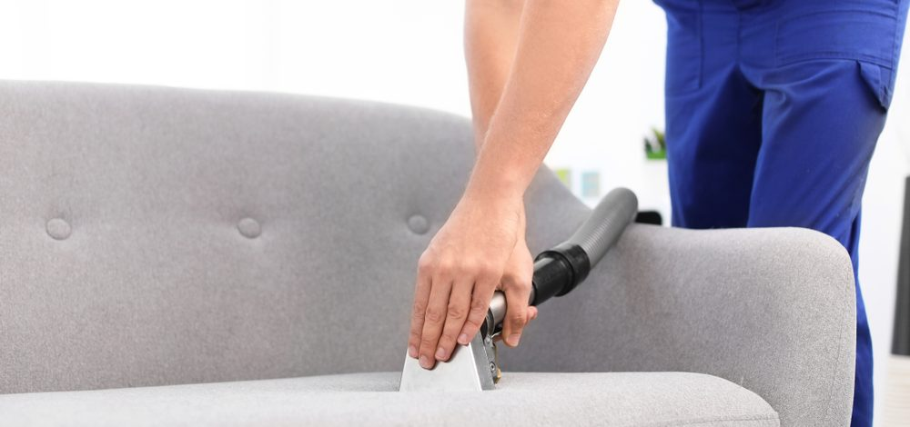 How Steam Cleaning Upholstery Work
