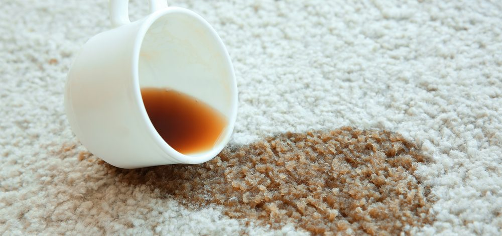 How Get Coffee Stains Out Carpet