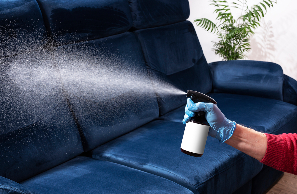 Effective Ways Removing Stains Fabric Sofa