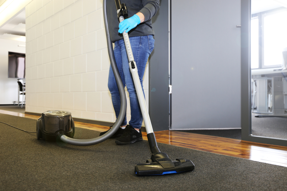 What Are Benefits Professional Commercial Carpet Cleaning
